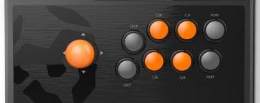 Krom Kumite: Un Arcade Stick compatible con PC y consola por 49.90 euros