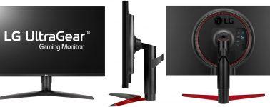 LG UltraGear 27GL850G: 27″ WQHD Nano IPS @ 160 Hz con Nvidia G-Sync