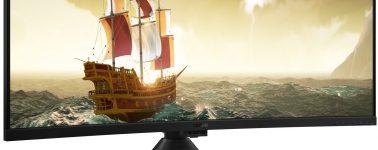 Lenovo Legion Y44w: Monitor gaming de 43.4 pulgadas DWUXGA @ 144 Hz