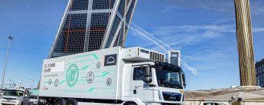 MAN presenta su primer camión eléctrico de reparto, el TGM 26.360 E