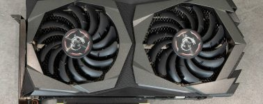 Review: MSI GeForce RTX 2060 Gaming Z