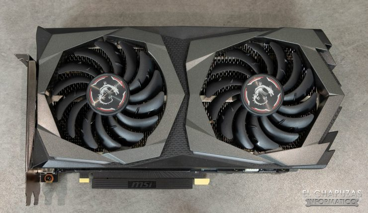 MSI GeForce RTX 2060 Gaming Z Vista Superior