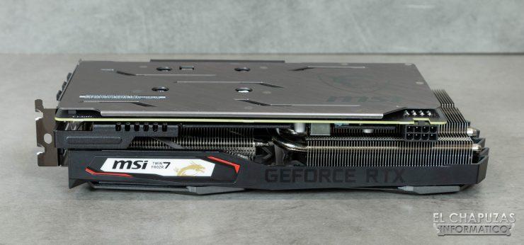 MSI GeForce RTX 2060 Gaming Z Vista Lateral