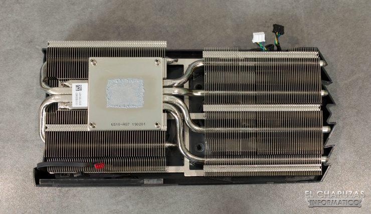 MSI GeForce RTX 2060 Gaming Z Disipador