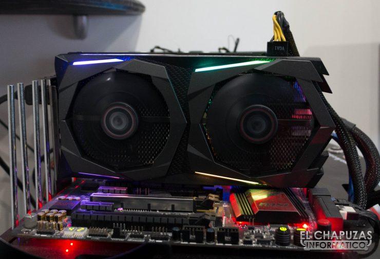 MSI GeForce RTX 2060 Gaming Z Equipo de Pruebas 3