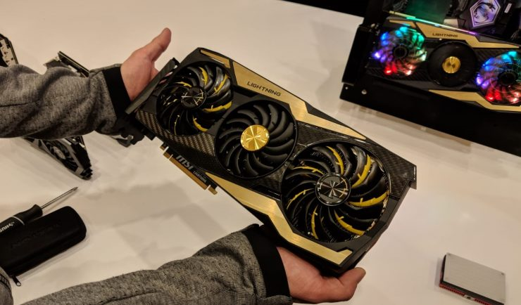 GeForce RTX 2080 Ti Lightning