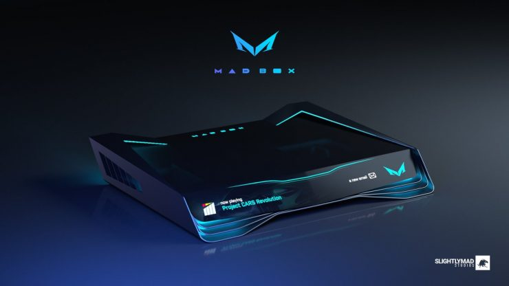 Consola Mad Box
