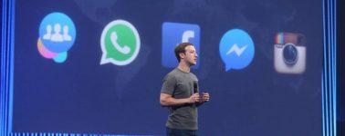 Facebook podría fusionar Instagram, Messenger y WhatsApp en una sola aplicación