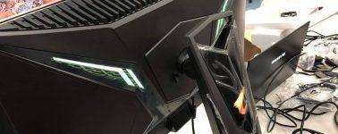 Gigabyte también se meterá en el mercado de los monitores gaming con Aorus