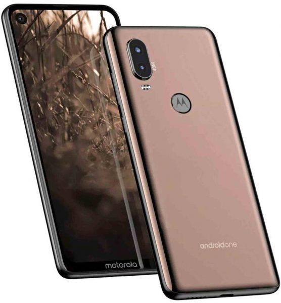 smartphone Motorola P40