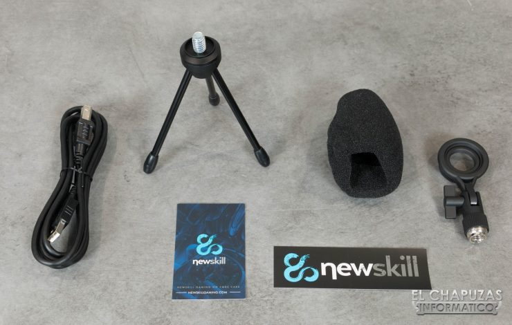 Newskill Kaliope Accesorios