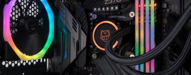 Nox Hummer D-Fan: Ventilador RGB para chasis por 9.90 euros