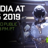 [Evento Finalizado] Nvidia en el CES 2019: GeForce RTX 2060, GeForce RTX Mobile y más
