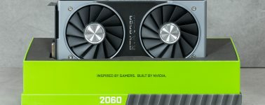 Review: Nvidia GeForce RTX 2060 Founders Edition