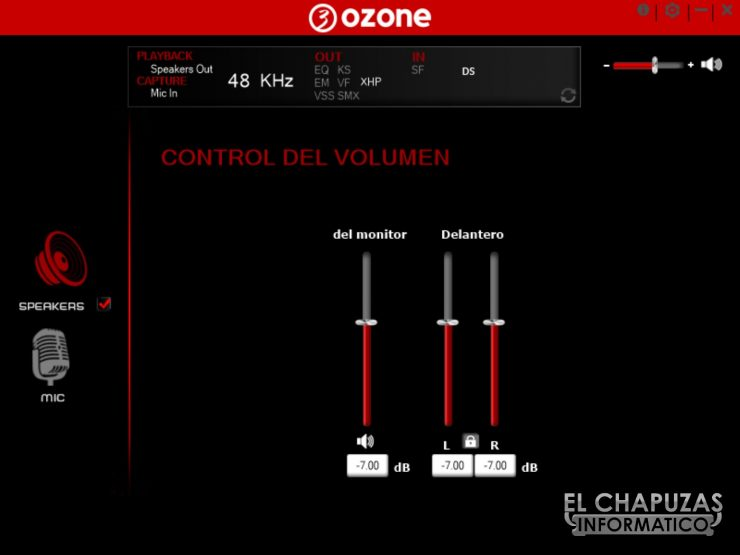 Ozone Rage X60 Software