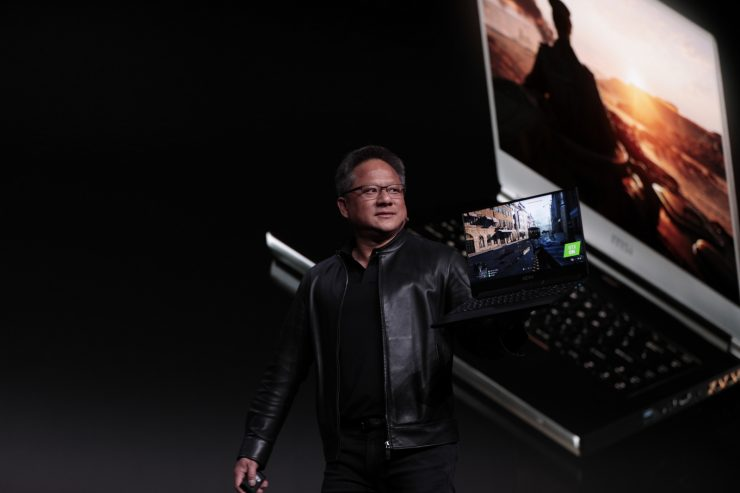 Notebook Nvidia GeForce RTX