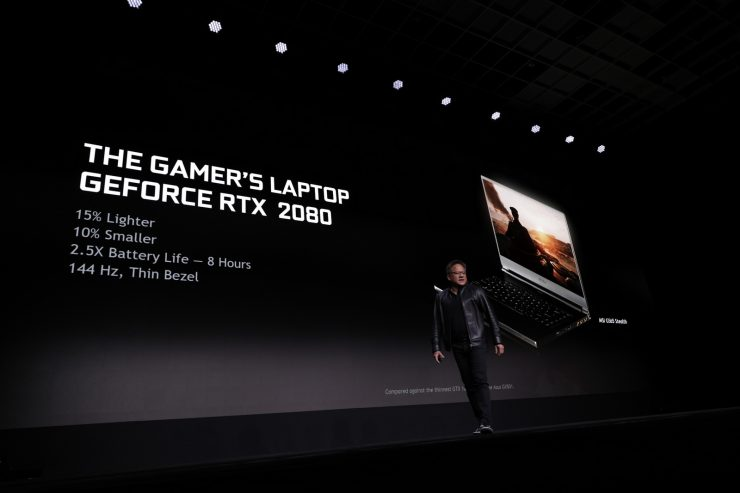 GeForce RTX 2080 Mobile