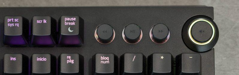 Review: Razer Blackwidow Elite