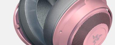 Razer viste de rosa a algunos de sus periféricos gaming e incluso su portátil Razer Blade Stealth