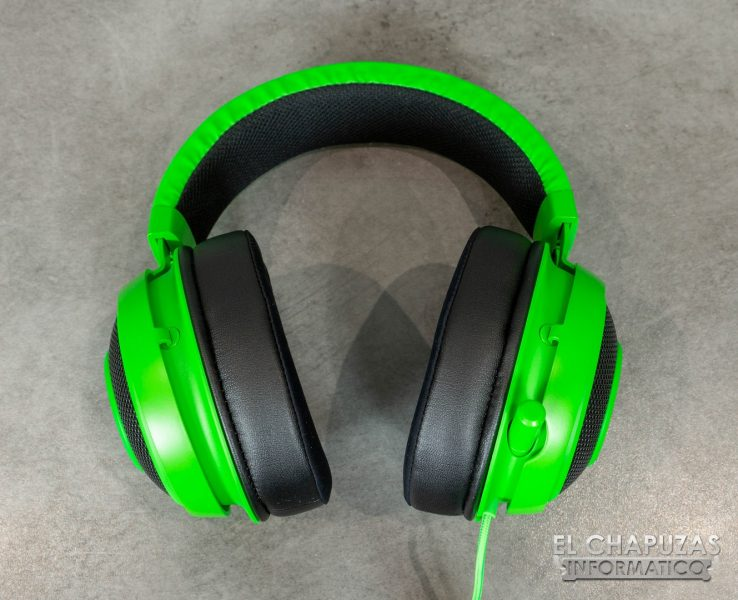 Razer Kraken Tournament Edition Vista Superior