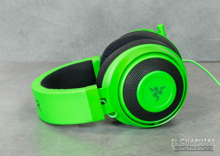 Razer Kraken Tournament Edition Cúpula