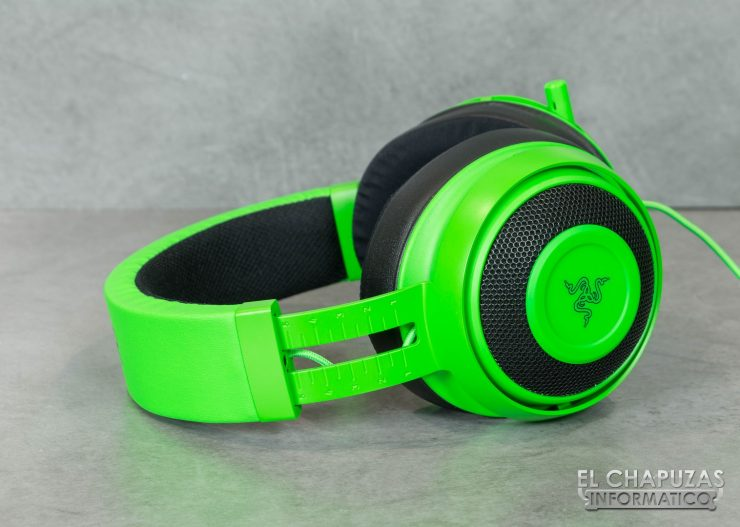 Razer Kraken Tournament Edition Cúpulas