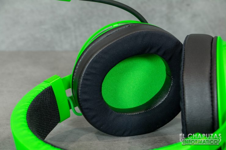 Razer Kraken Tournament Edition Almohadillas