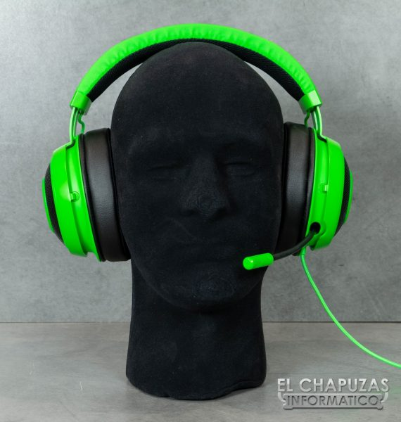 Razer Kraken Tournament Edition Pruebas 1