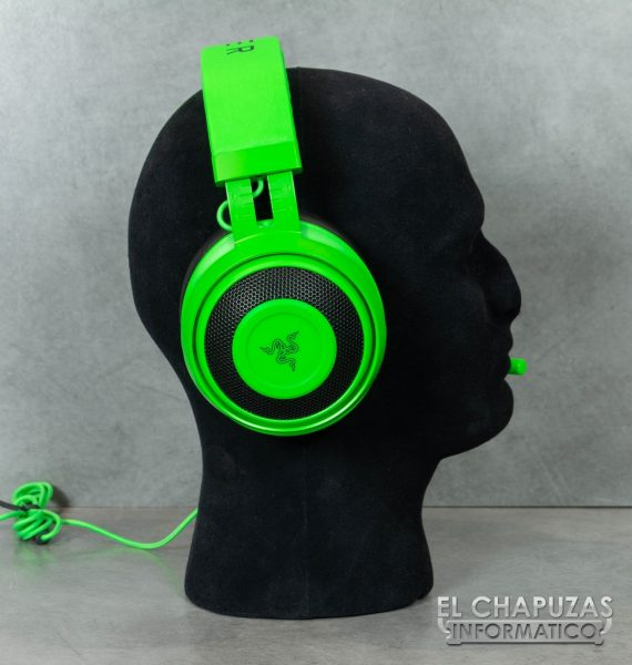 Razer Kraken Tournament Edition Pruebas 2