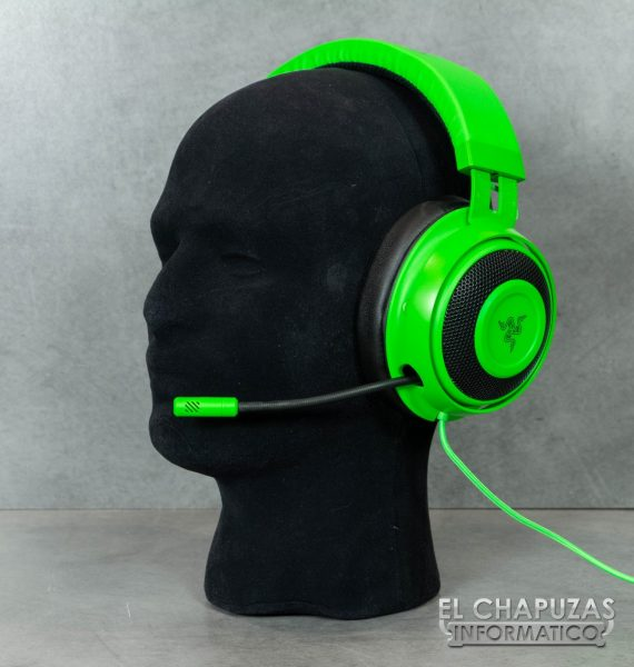 Razer Kraken Tournament Edition Pruebas 3