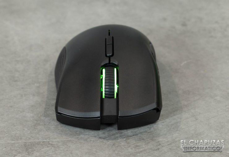 Razer Mamba Wireless Frontal