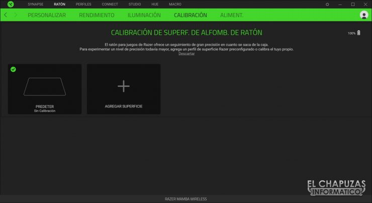 Razer Mamba Wireless Software 5