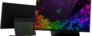 Razer Raptor, monitor gaming Quad HD de 27 pulgadas @ 144 Hz