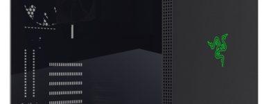 Razer Tomahawk, el primer chasis de PC enteramente diseñado por Razer