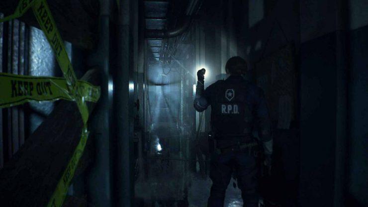 Demo Resident Evil 2