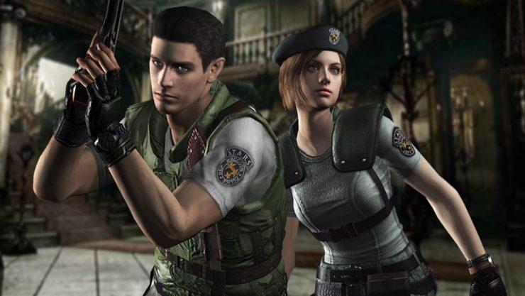 Resident Evil Netflix