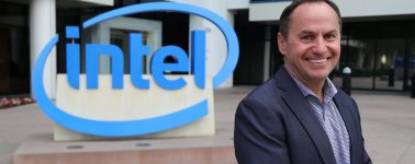 Rueda la cabeza del Director Ejecutivo de Intel, Bob Swan. Pat Gelsinger toma el relevo