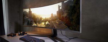 Samsung CRG9: Monitor gaming Dual Quad HD de 49″ @ 120 Hz