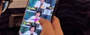 Ya tenemos la primera fotografía real del Samsung Galaxy S10 Plus