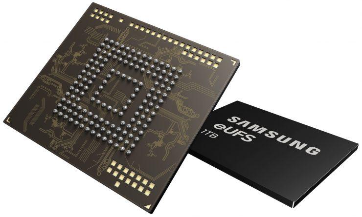 Samsung UFS 2.1 1TB