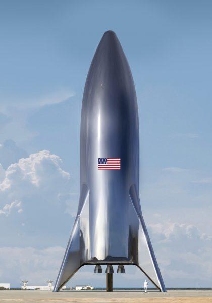 Diseño Starship