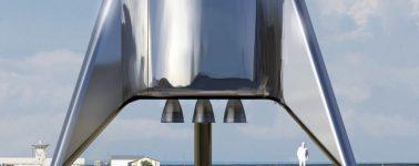 SpaceX construirá una fábrica y un centro de investigación para su nave Starship en Los Ángeles