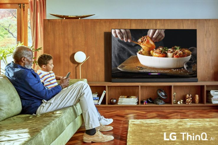 OLED 8K LG Electronics