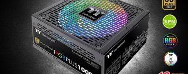Thermaltake anuncia sus fuentes Toughpower iRGB PLUS Gold