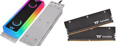 Las Thermaltake WaterRAM RGB salen a la venta por 285 euros