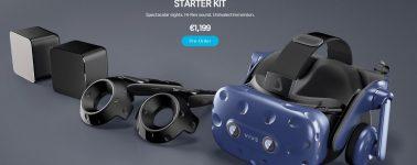 HTC presentaría la próxima semana sus gafas HTC Vive Pro 2 para los gamers más exigentes