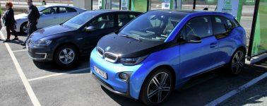 1 de cada 3 vehículos vendidos en Noruega son eléctricos