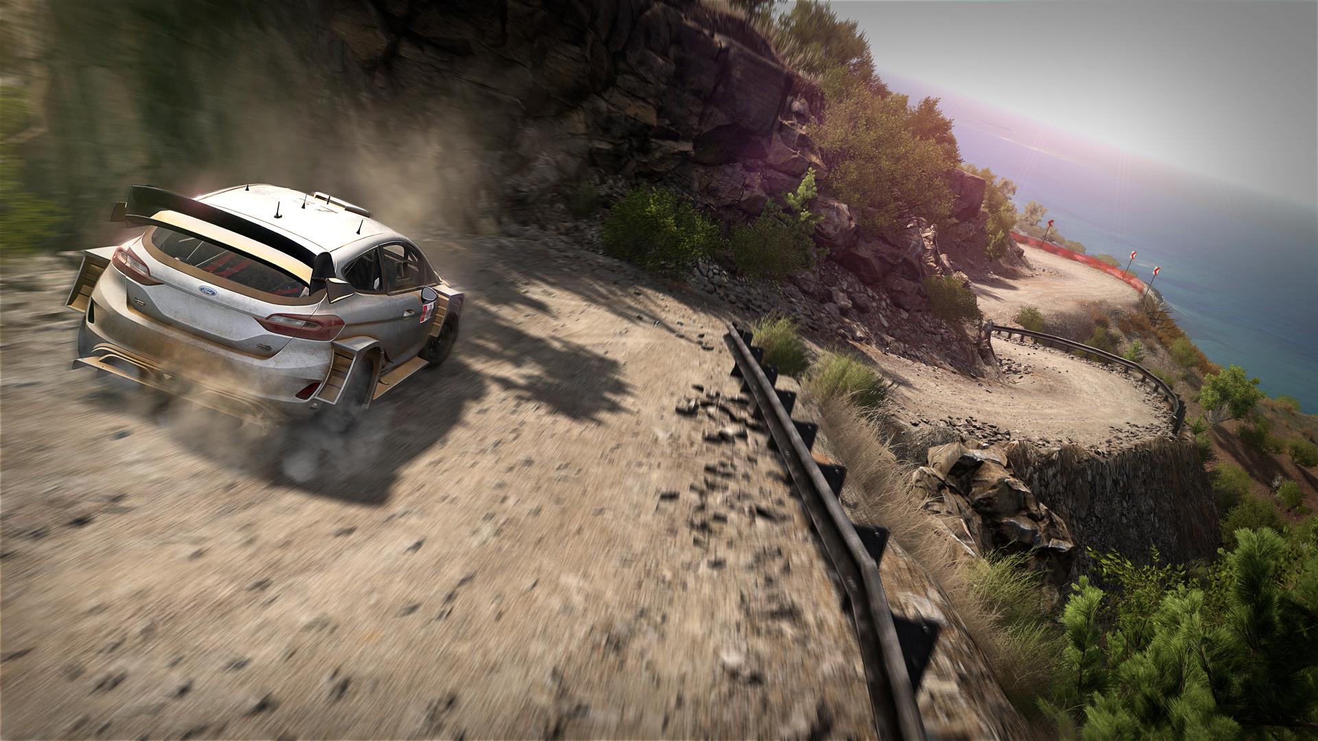WRC 8 ya tiene fecha de lanzamiento para PC y Switch