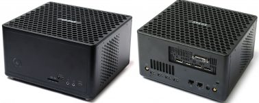 Zotac ZBOX Magnus EC52070D: Mini-PC con un Core i5-8400T y una GeForce RTX 2070