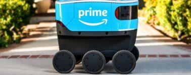 """Estados Unidos no sabe cómo regular los robots de reparto de Amazon: """"¿Es un vehículo o un peatón?"""""""